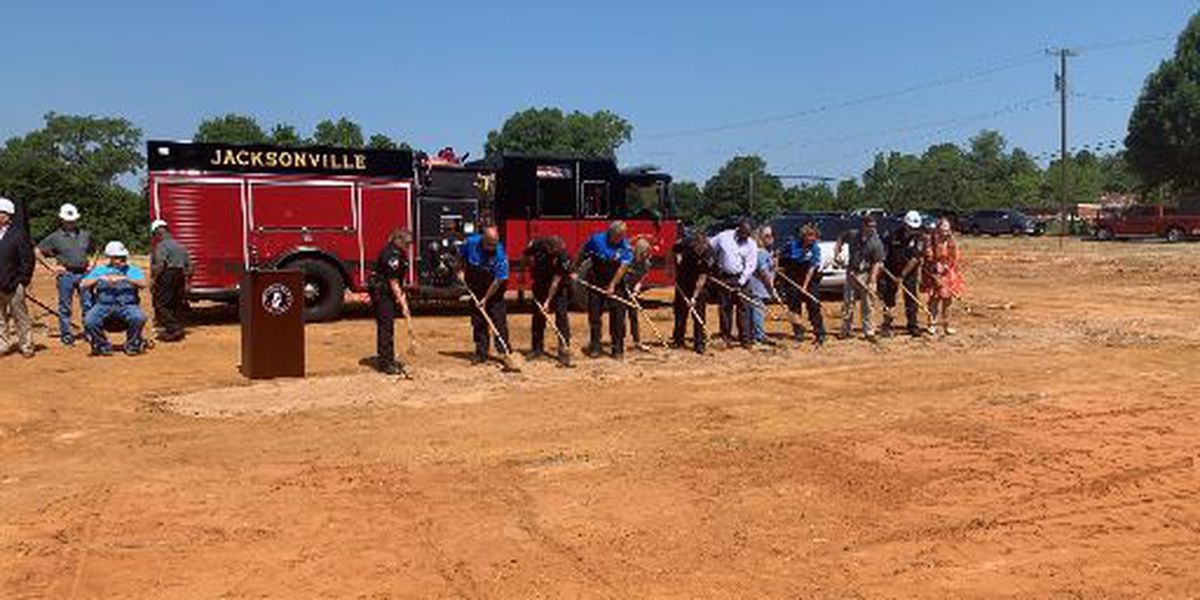 City of Jacksonville breaks ground on public safety complex