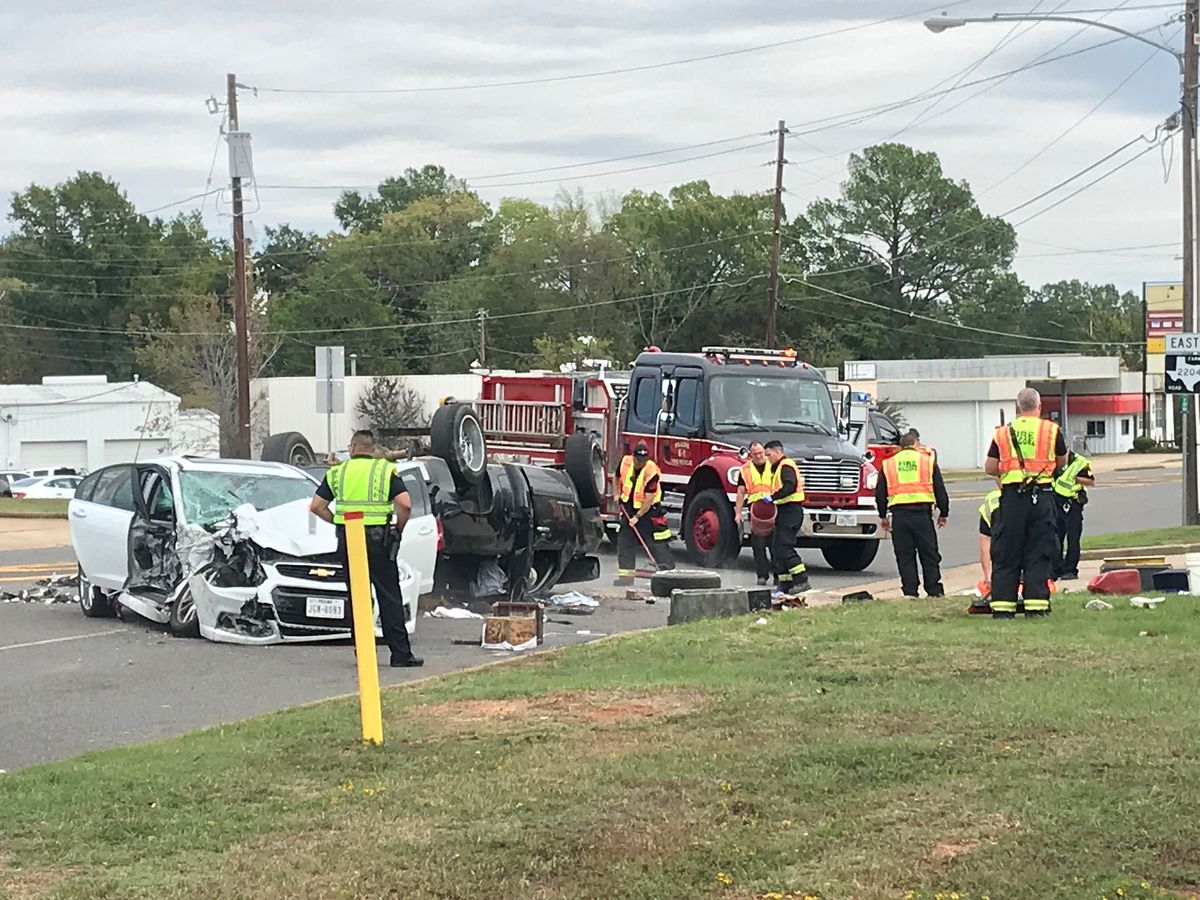 TRAFFIC ALERT: Stone Road reopened after crash at BUS 259 in Kilgore