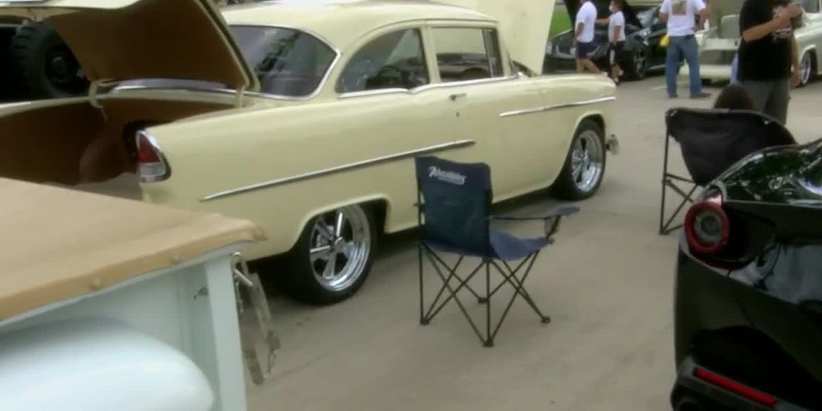 Montez Cooper Car Show in Tyler benefited CASA of East Texas