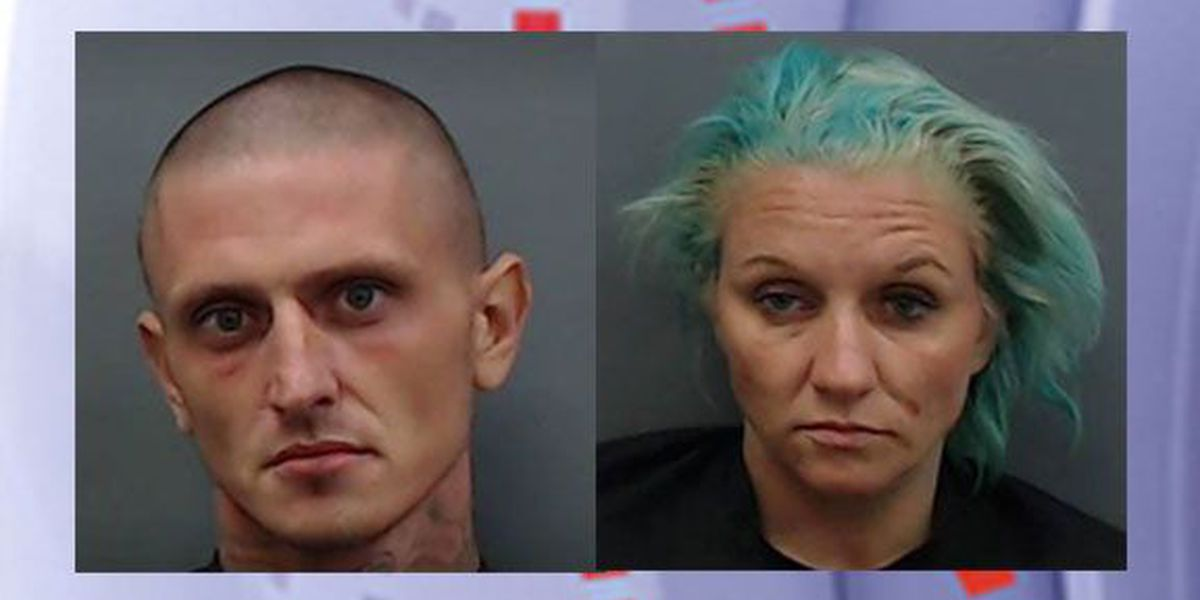 Longview police officers arrest 2 burglary suspects after tip from alert neighbor