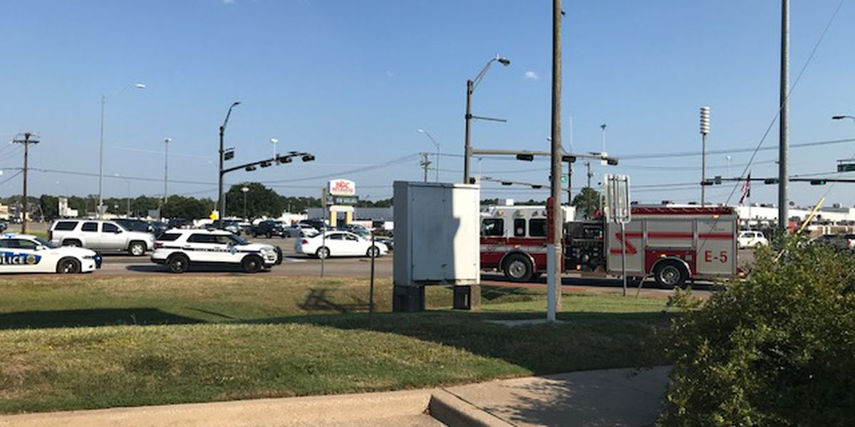 TRAFFIC ALERT: Crews responding to accident at Old Jacksonville Highway and Loop 323