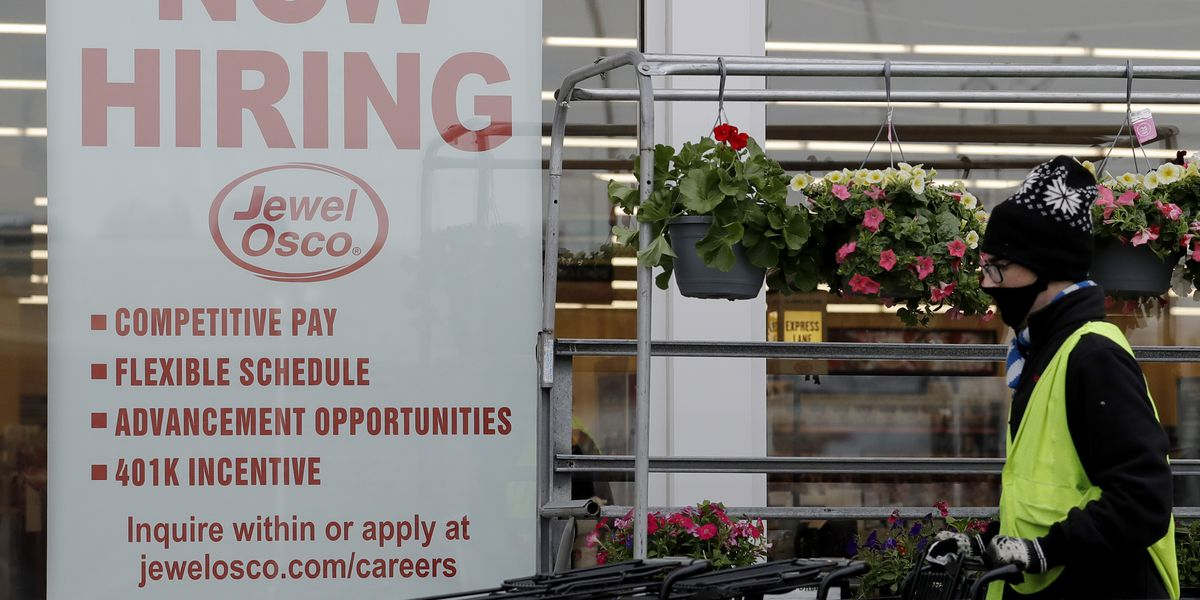 US hiring slows sharply to 245,000 jobs as virus intensifies