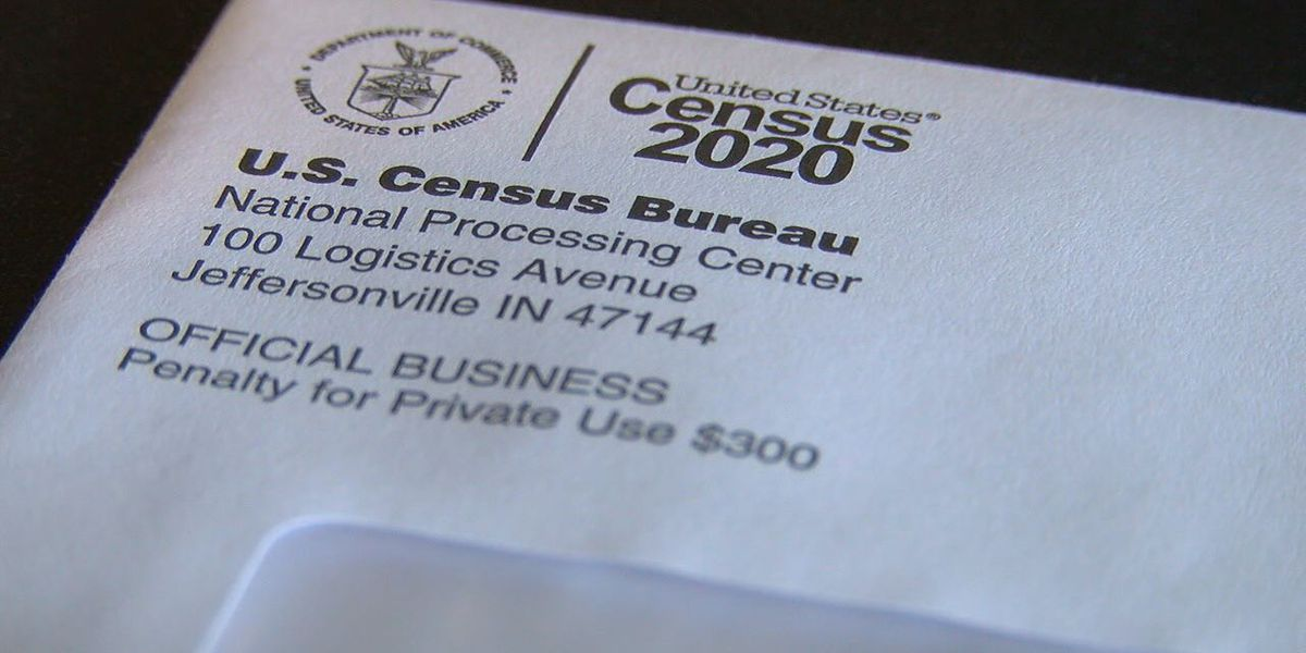 Smith County leads East Texas in Census self-response rates; Sabine County ranks lowest