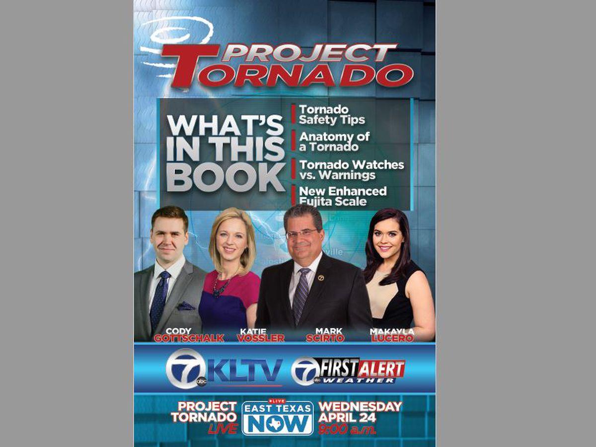 2019 Project Tornado Booklet