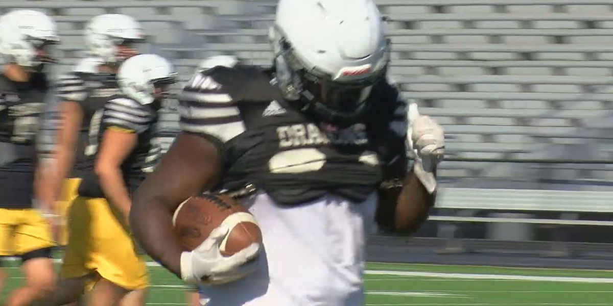 Nacogdoches Dragons building off opening win