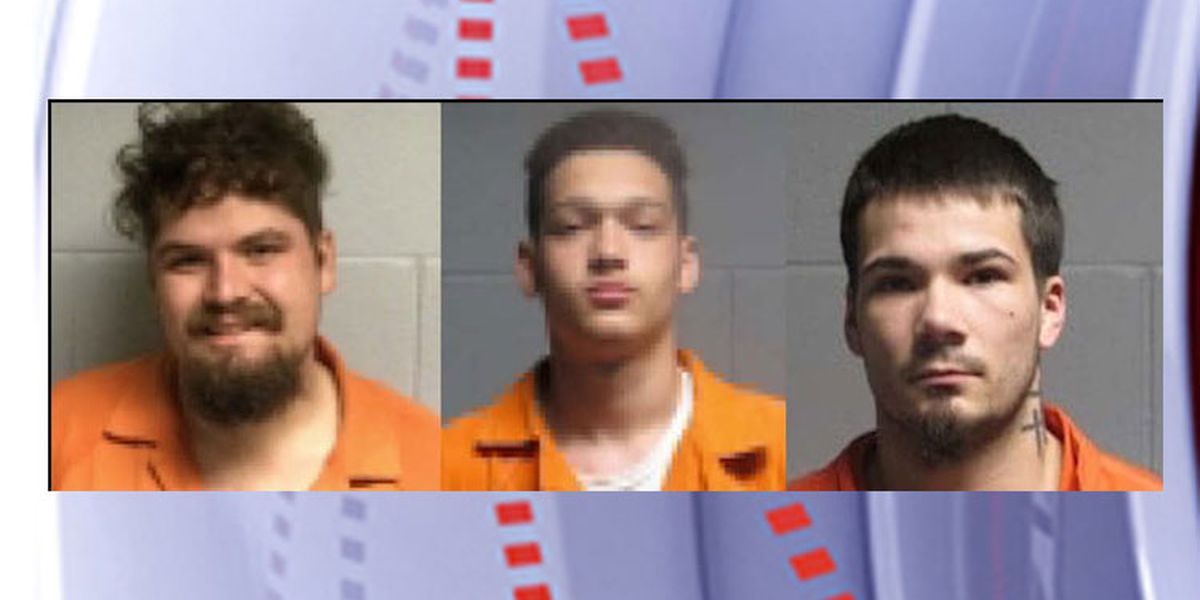2nd victim in Livingston shooting incident dies; 3 suspects now in custody