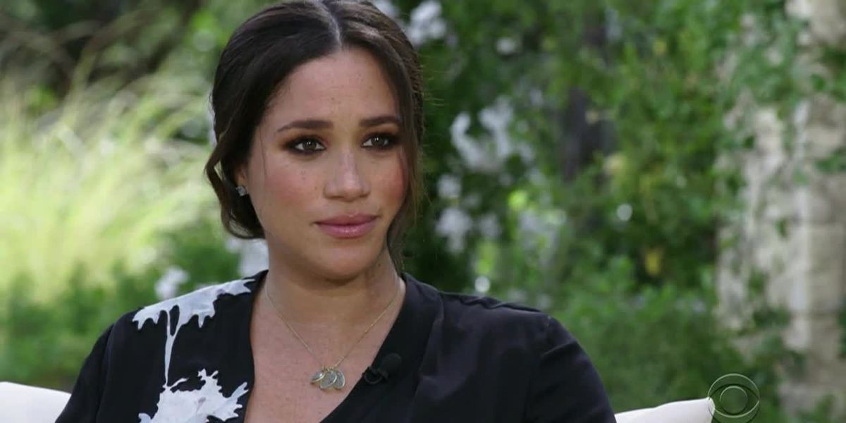 Meghan reveals suicidal thoughts, questions about son's skin color in Oprah interview