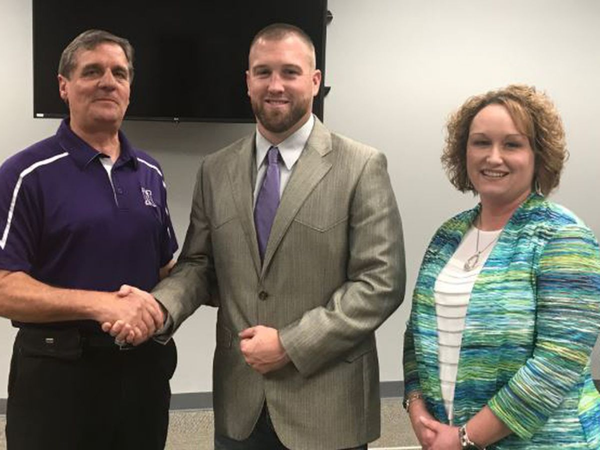 Drew Johnston replaces father as new AD/Head Football coach at Newton