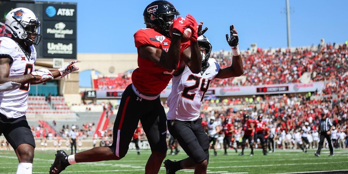 Texas Tech to kick off road game vs. Oklahoma State, 11 a.m. Saturday in Stillwater