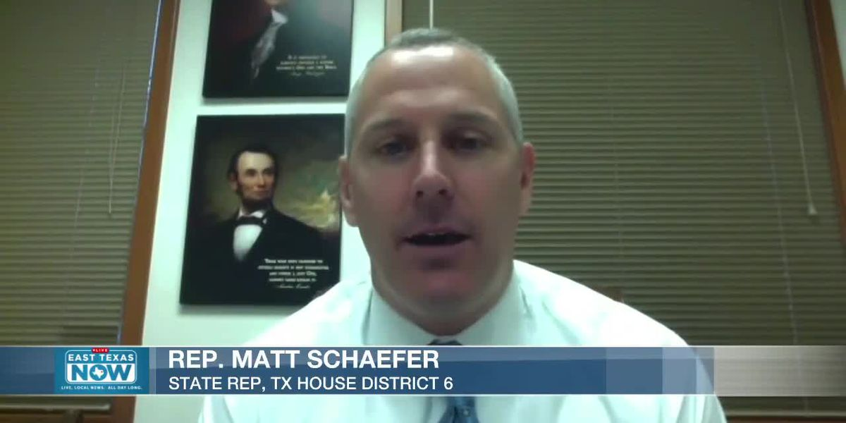 State Rep. Matt Schaefer says he hopes HB 1650 will eliminate red tape associated with plumbing industry