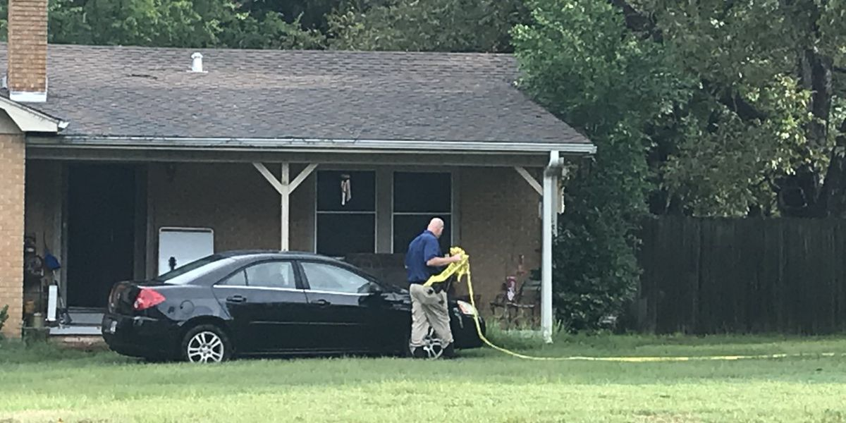 One person injured in shooting at Rusk home