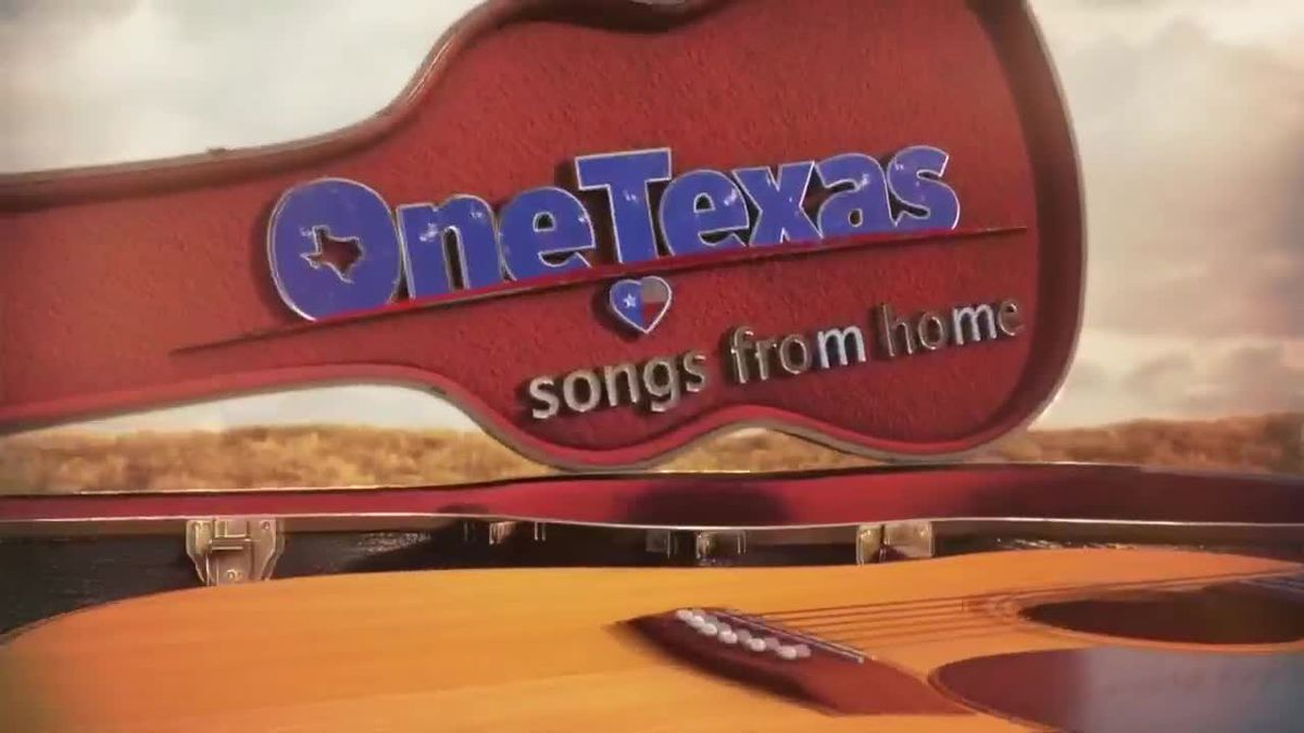 WATCH: Kaleb Mcintire, Trey Gonzalez and more in One Texas: Songs from Home Episode 7