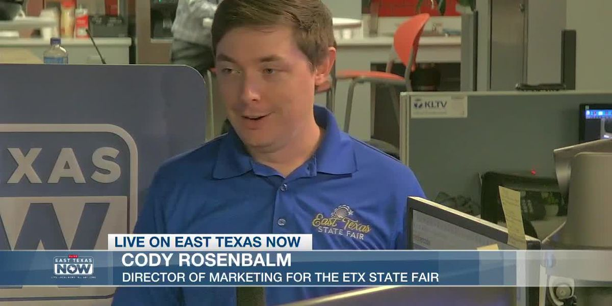 East Texas State Fair announces coming attractions