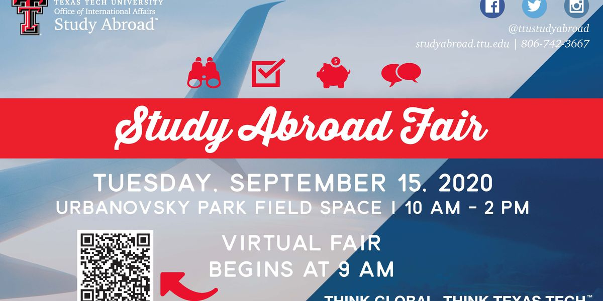 TTU study abroad program will resume in 2021