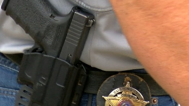 Bill to remove limit on Texas school marshals passes senate