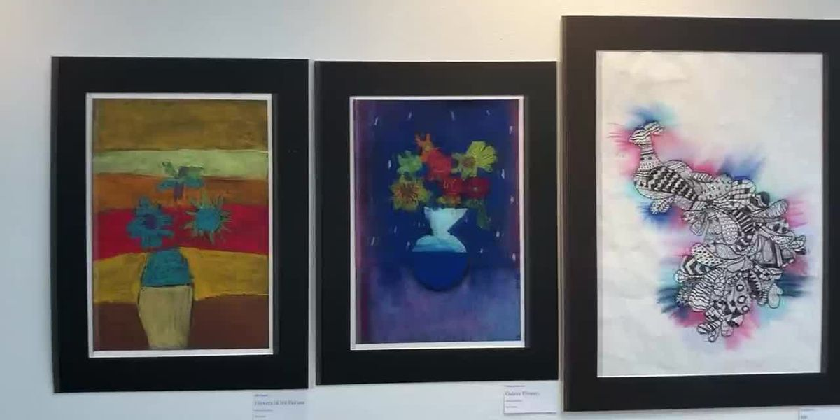 Tyler's Main Street Gallery to host two art exhibits featuring works by Caldwell Academy students