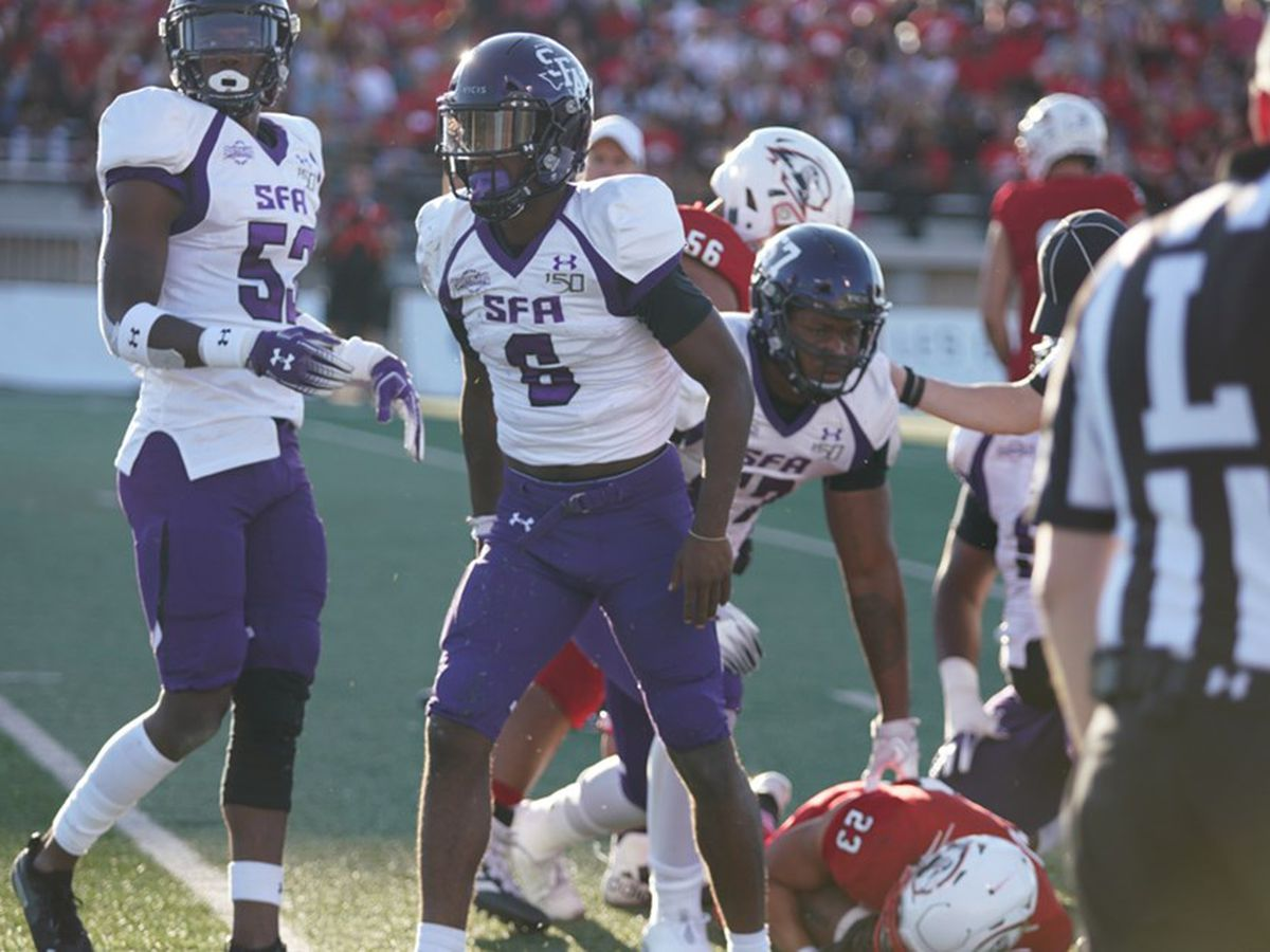 SFA looks to find win column against tough Nicholls team