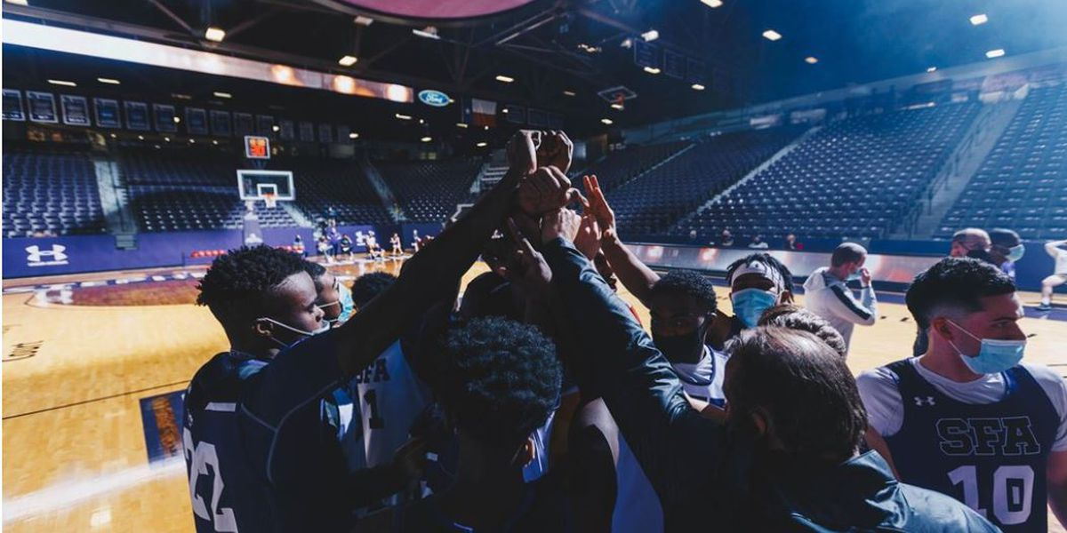 NCAA Committee approves 2021 postseason ban for SFA Basketball