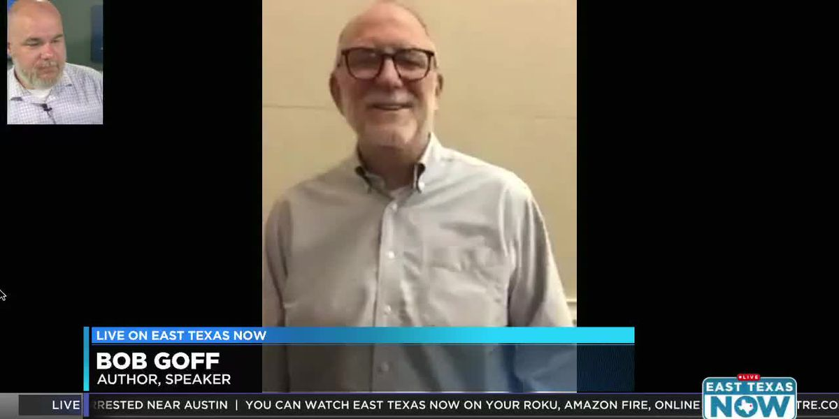 NYT best-selling author Bob Goff speaks about PATH Week