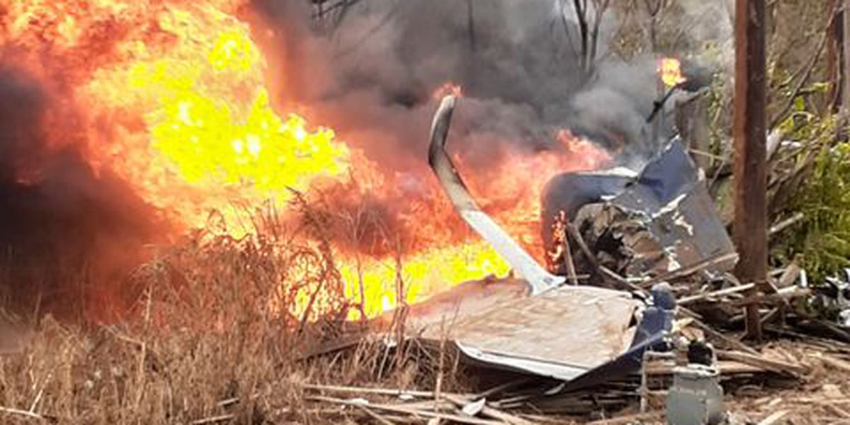 Lubbock Fire Rescue releases name of pilot killed in Lubbock plane crash