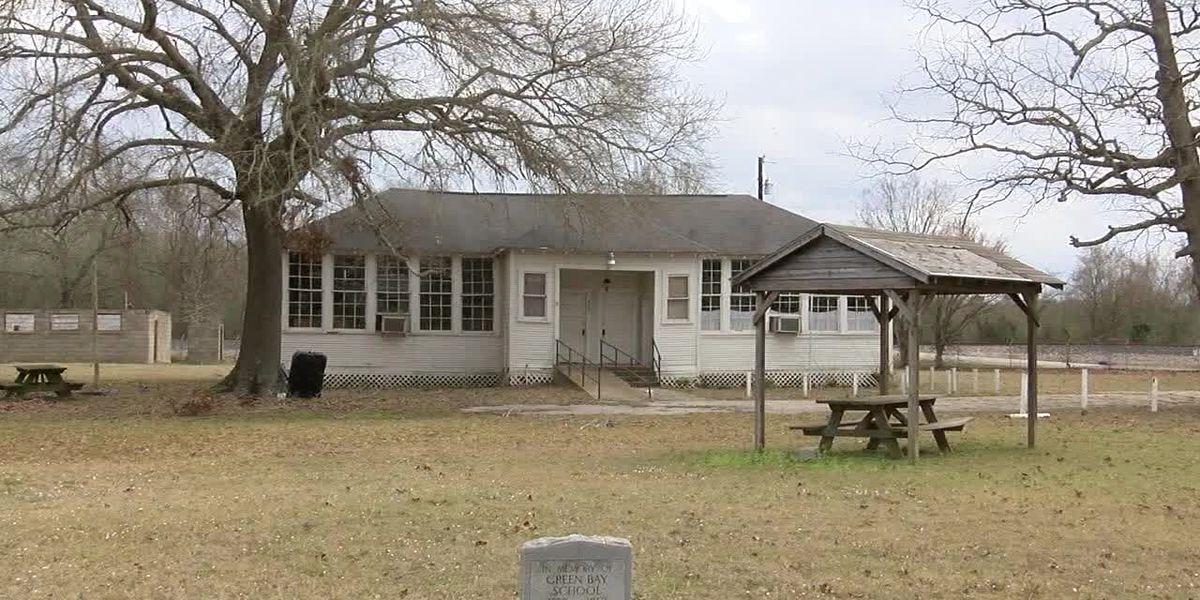 Mark in Texas History: Green Bay Church and School