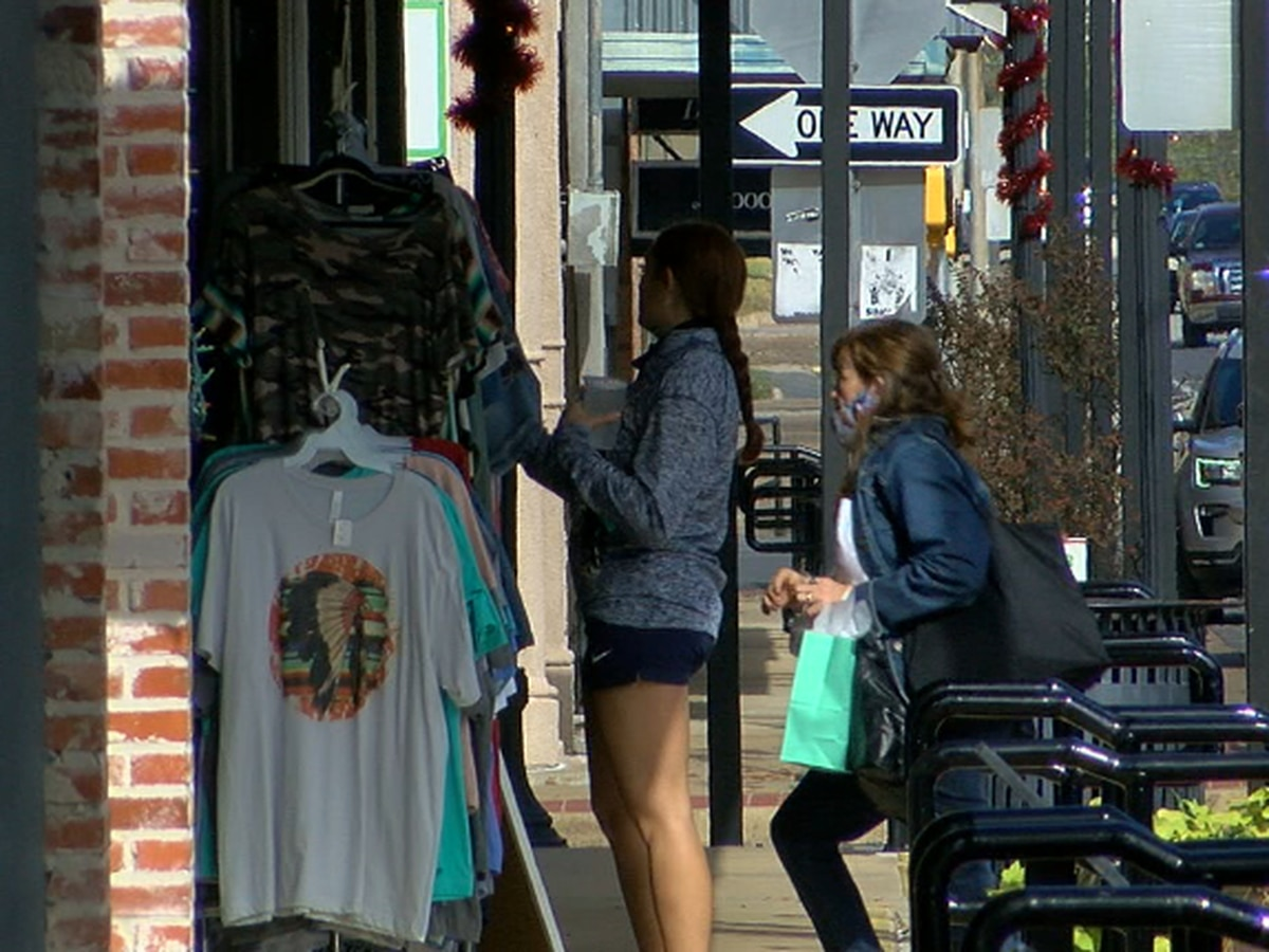 East Texas businesses depending on Small Business Saturday shoppers