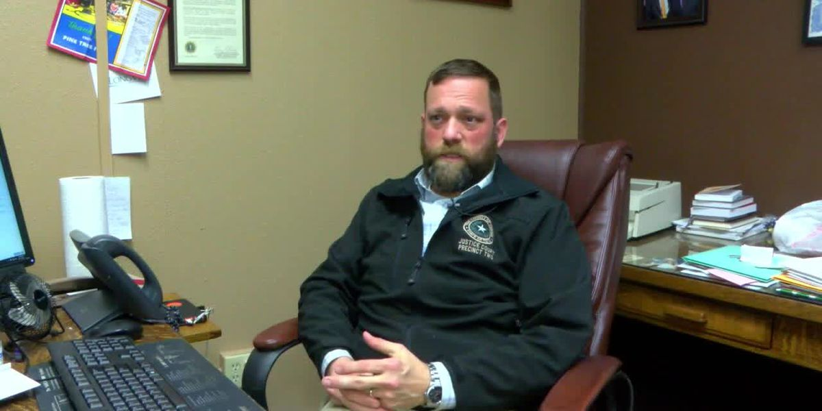 Gregg County JP suffers heart attack at meeting, revived after friend performs CPR