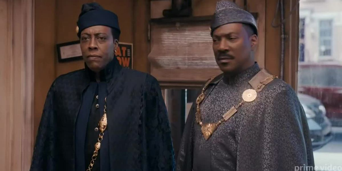 New this weekend: 'Coming 2 America'