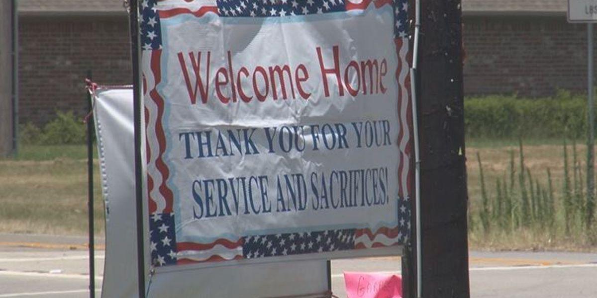 Welcoming U.S. Heroes into East Texas