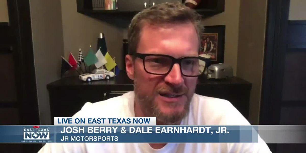 NASCAR stars Dale Earnhardt Jr, Josh Berry discuss the future of their sport