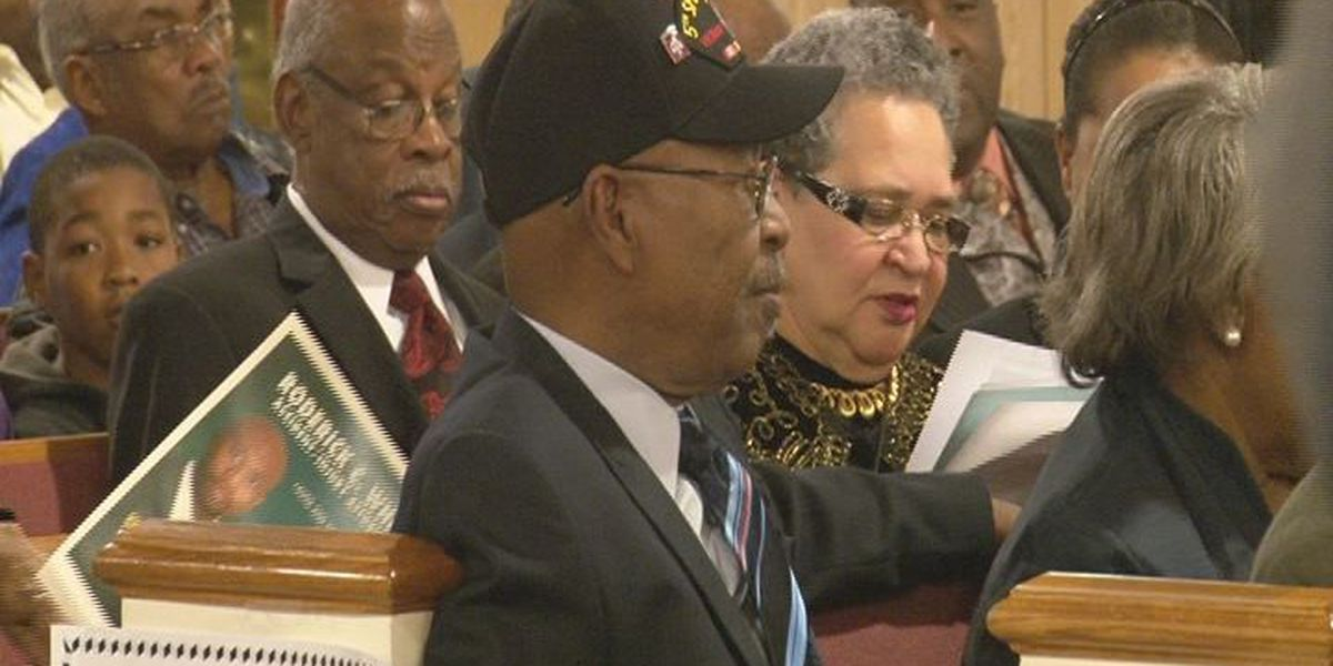 East Texas honors African American soldiers of the 1970's