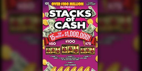 Tyler resident claims $1 million scratch off ticket