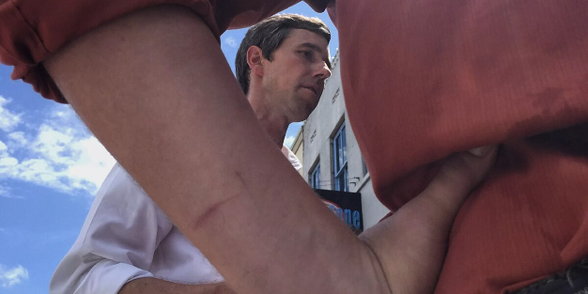 U.S. Senate candidate visits Tyler