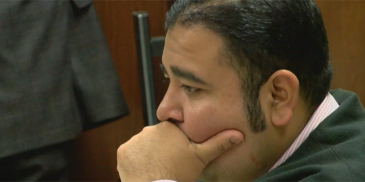 Jury reaches verdict in trial of man accused of shooting at deputies during chase