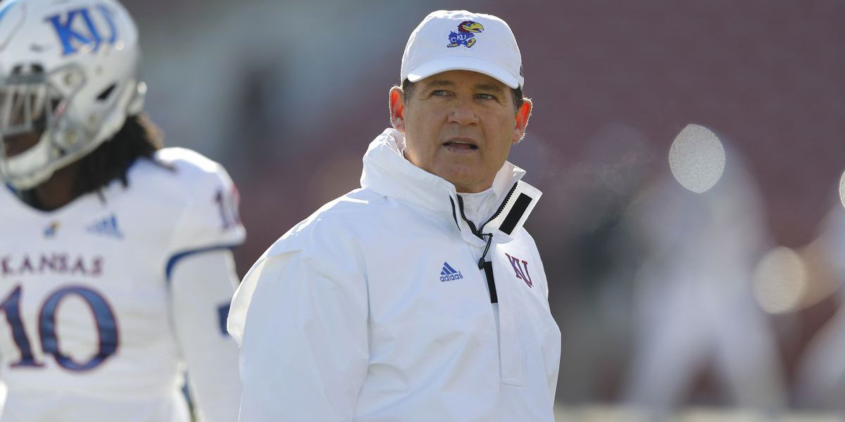 Les Miles out at Kansas