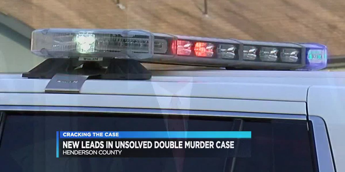 New Leads In Unsolved Double Murder Case