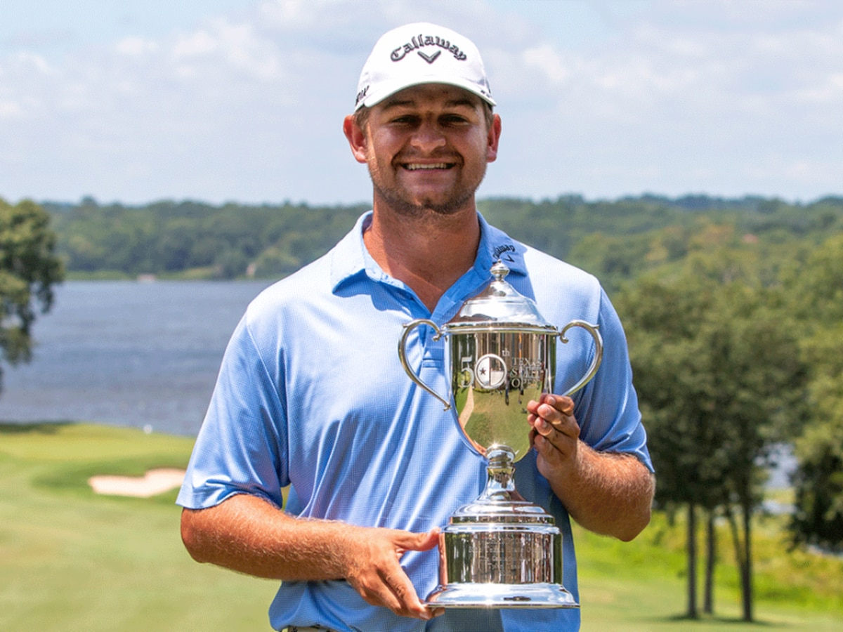 Meissner captures 50th Texas State Open title