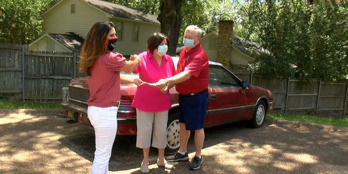 Meals on Wheels Ministry receives first vehicle through new donation program