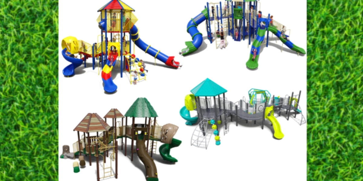 Vote to decide the city of Tyler's new playground at Emmett J. Scott Park