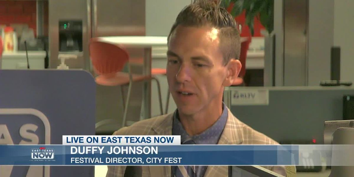 VIDEO: City Fest Director Duffy Johnson speaks about upcoming festival