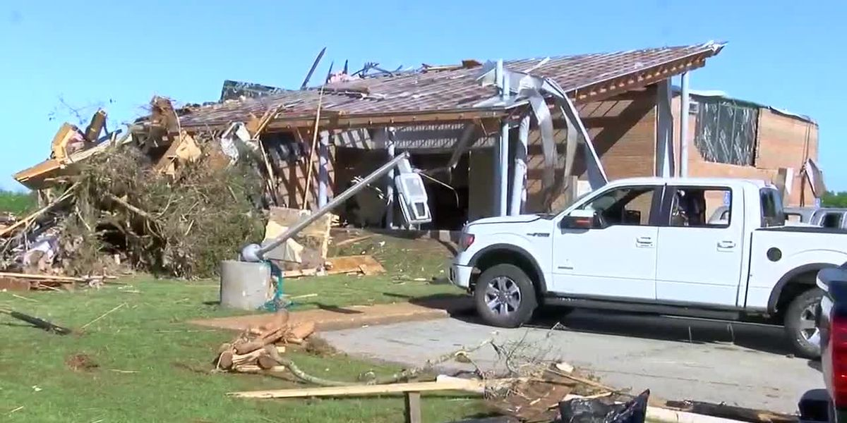 Cherokee County resident recounts sheltering from storm, aftermath