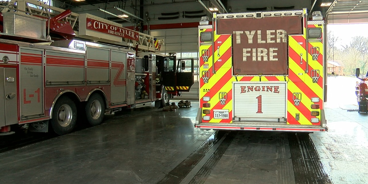 City of Tyler fire personnel remain busy following winter storm
