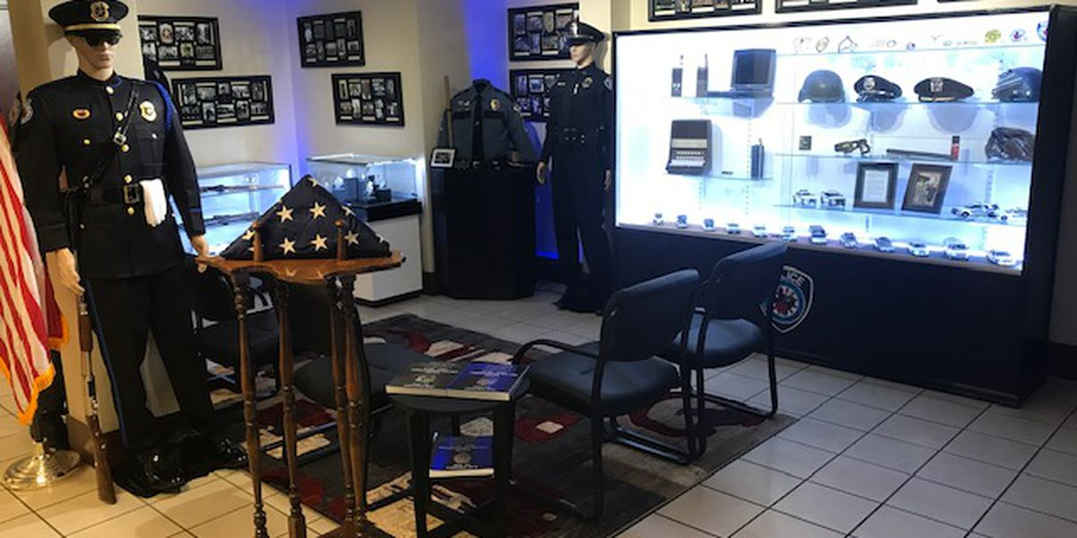 New museum honors history of Tyler Police Department