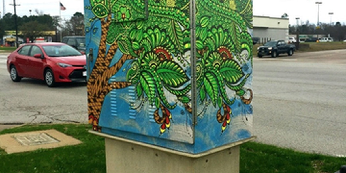 'Beauty and the Box' program adds two new art installments
