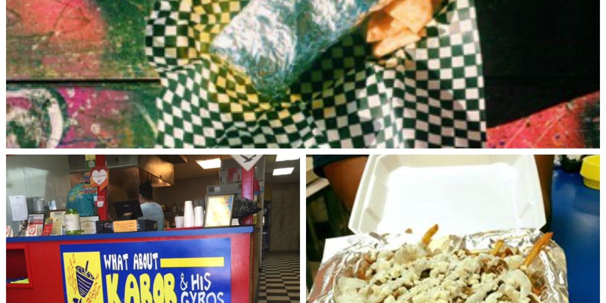 Where to get yummy gyros in East Texas