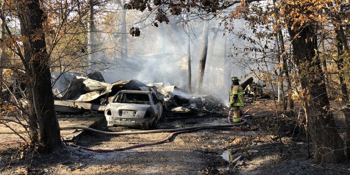 Crews responding to structure fire in Coffee City