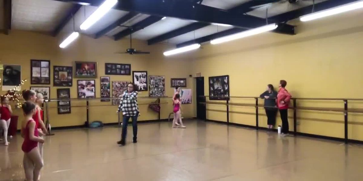 WEBXTRA: Longview Ballet Theater