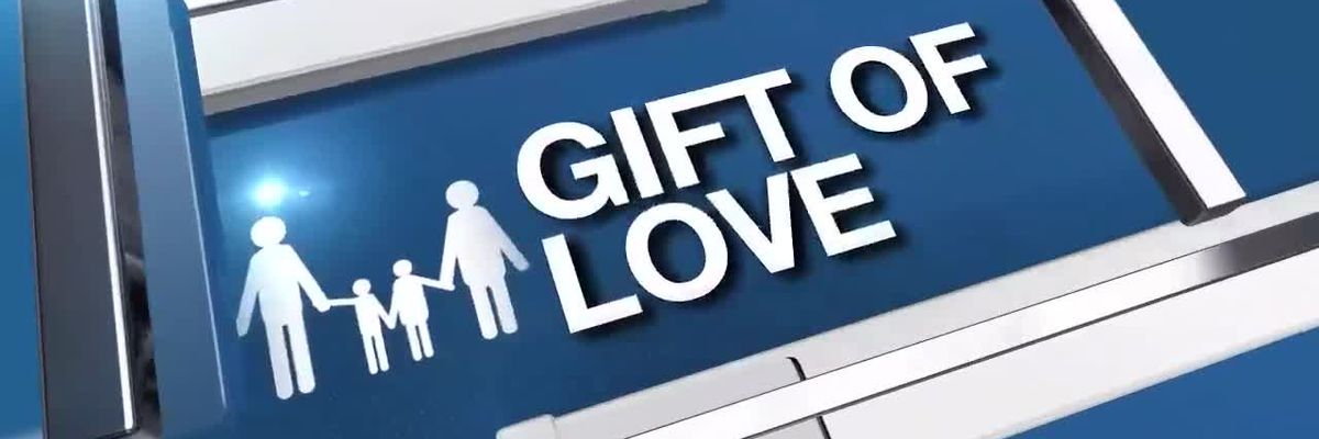 Gift of Love: Ms. Grieta