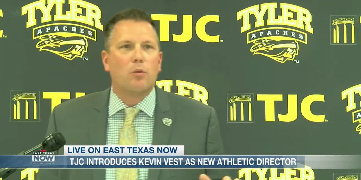 New Tyler Junior College athletic director looks to the future