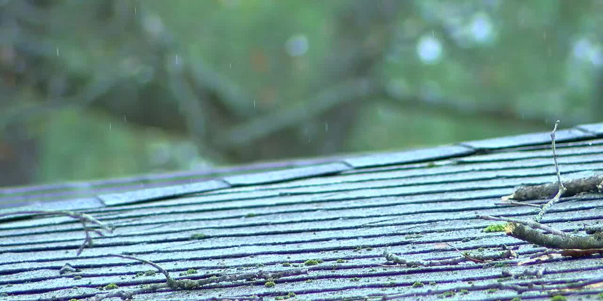 WATCH: Wintry weather arrives in East Texas